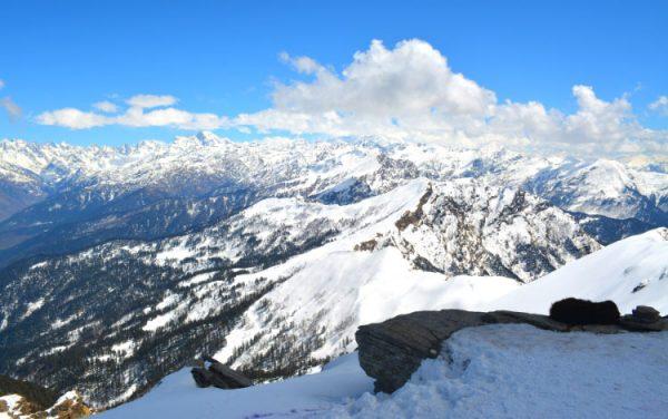 kedarkantha trek peak